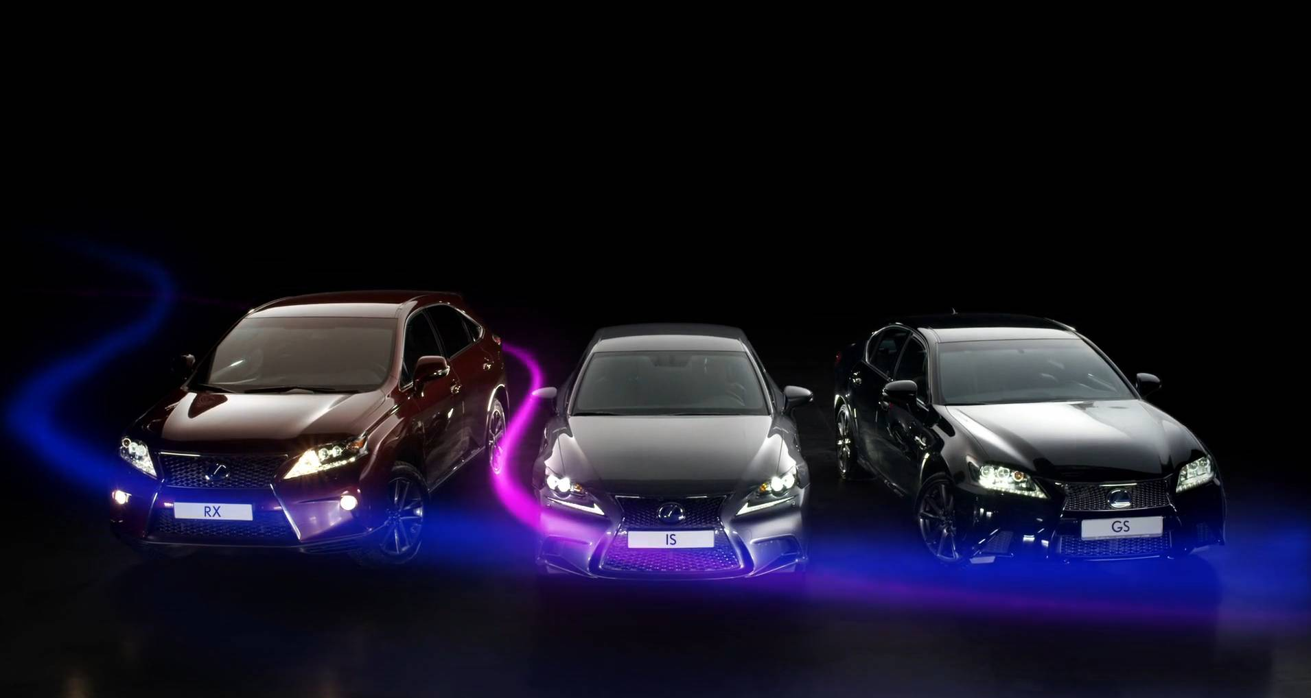 Lexus Hybrid TV commercial