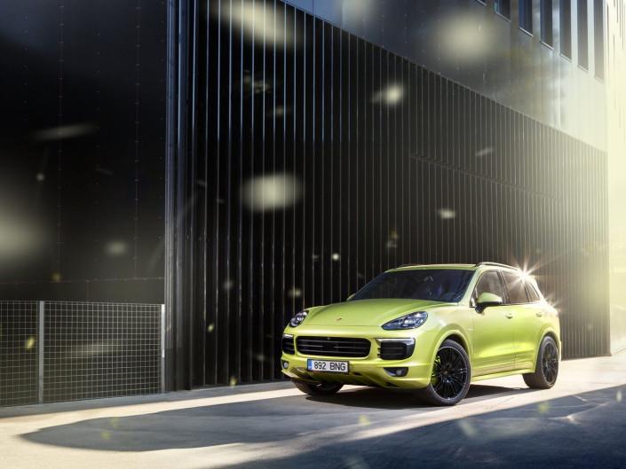 Porsche Tallinn Calendar 2016