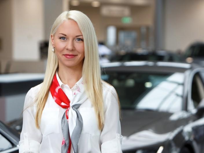 Audi Tallinn töötajad