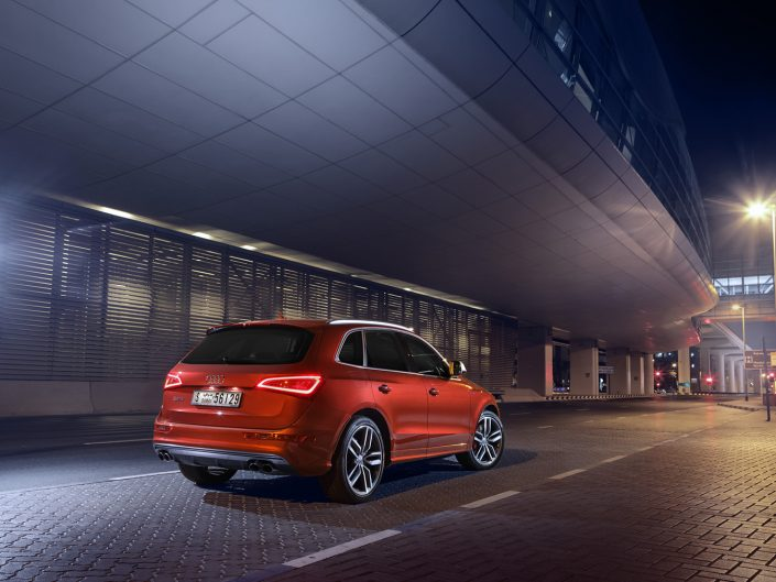 Audi SQ5 Dubai