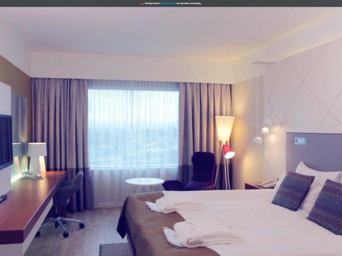 Radisson Blu Sky Hotel Tallinn premium