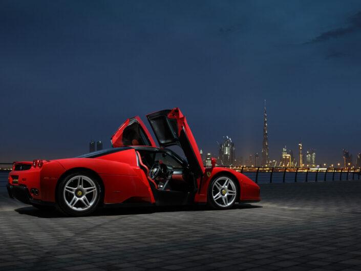Ferrari Enzo in Dubai