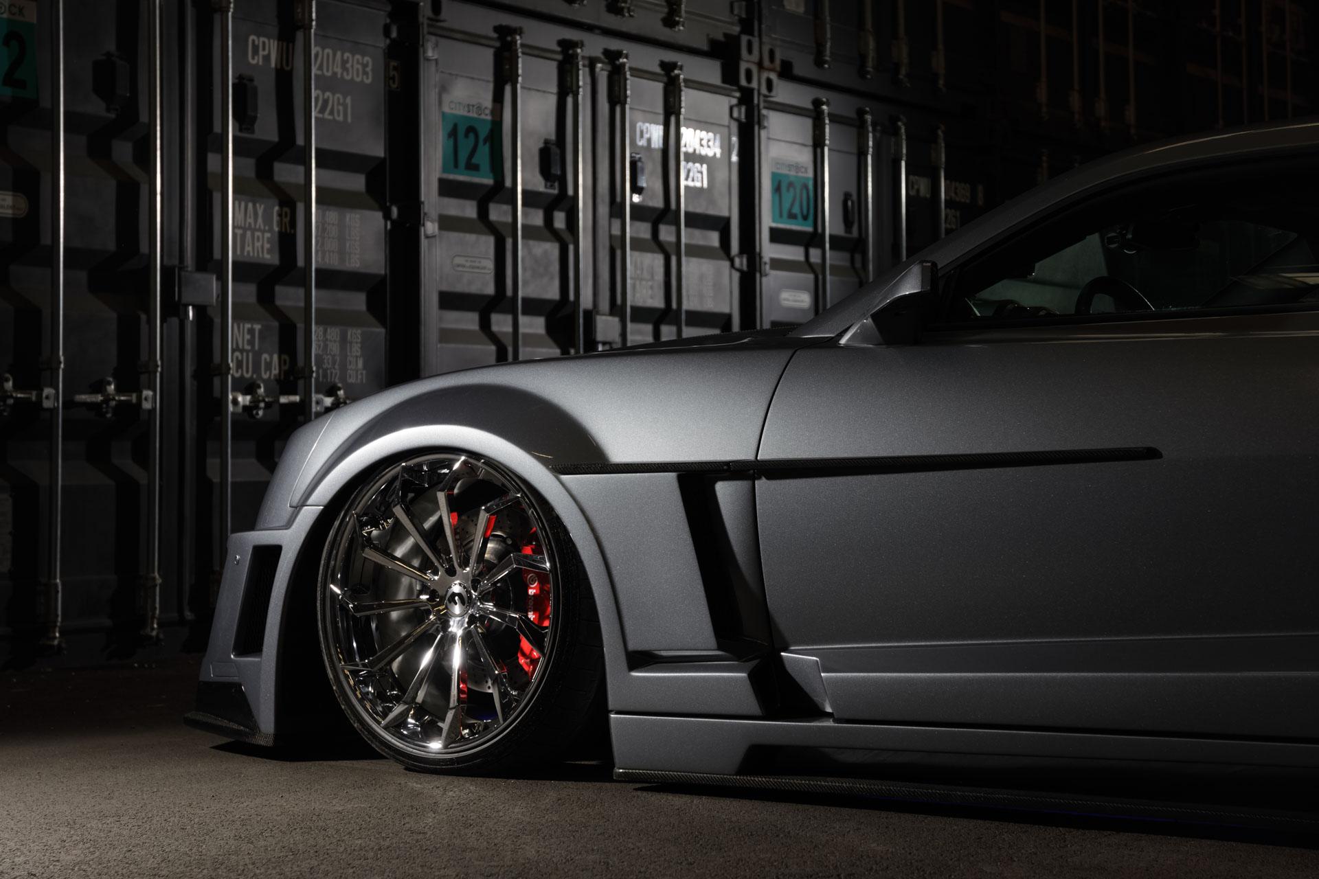 Chevrolet Camaro Stealth