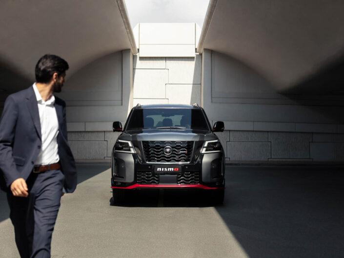 Nissan Patrol Nismo lifestyle in Dubai