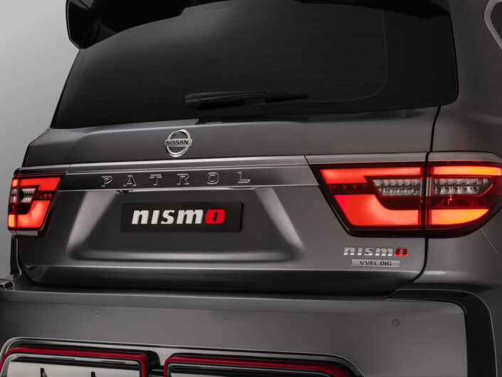 Nissan Patrol Nismo in Dubai