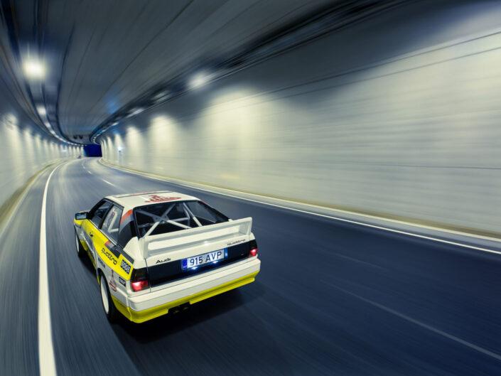 Audi Sport Quattro replica