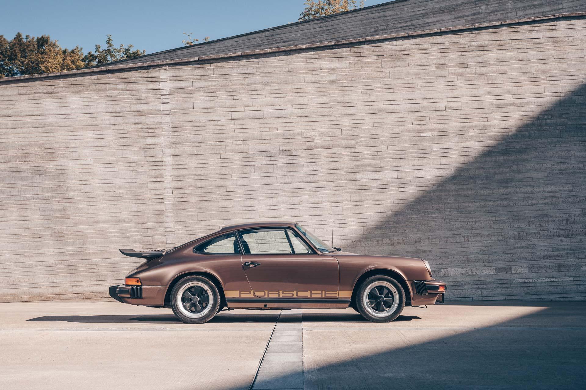 Porsche 911 2,4S and 911 GTS